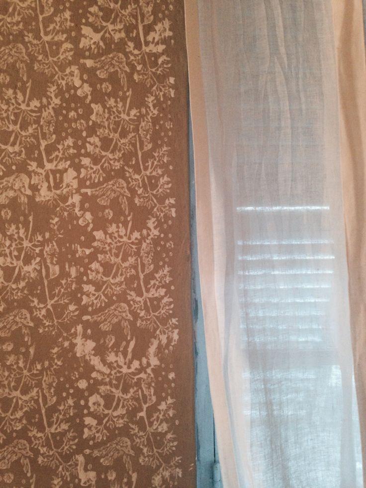 La parete di sala