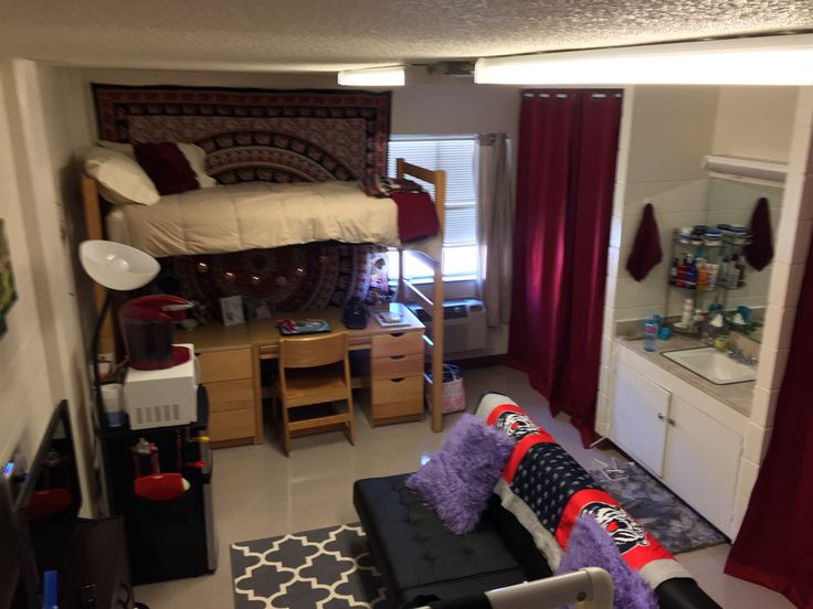 Total Room Minus Door At Belmont University I Love