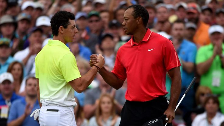 Rory McIlroy praises Tiger Woods for his impact on golf and hints that he may retire at age 40.