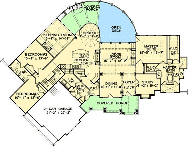182 Best Images About House Plans On Pinterest House