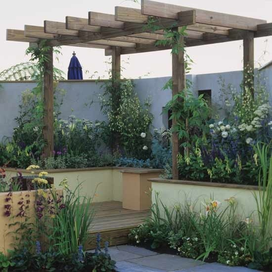 71 Best Long, Narrow Garden Inspiration Images On