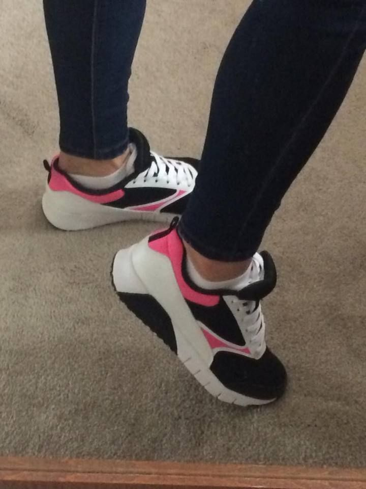Gym sport shoes, Running trainers