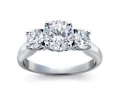 Ring in Platinum #platinum #jewelry