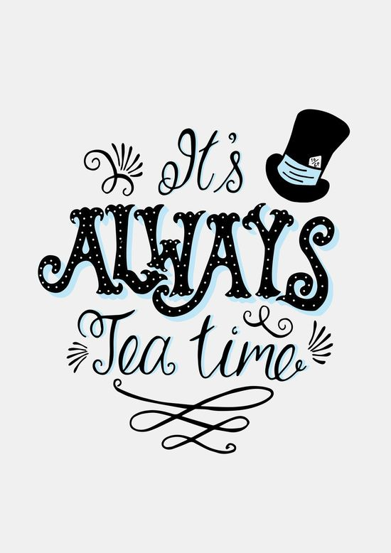 Always Tea Time - Abbie Imagine