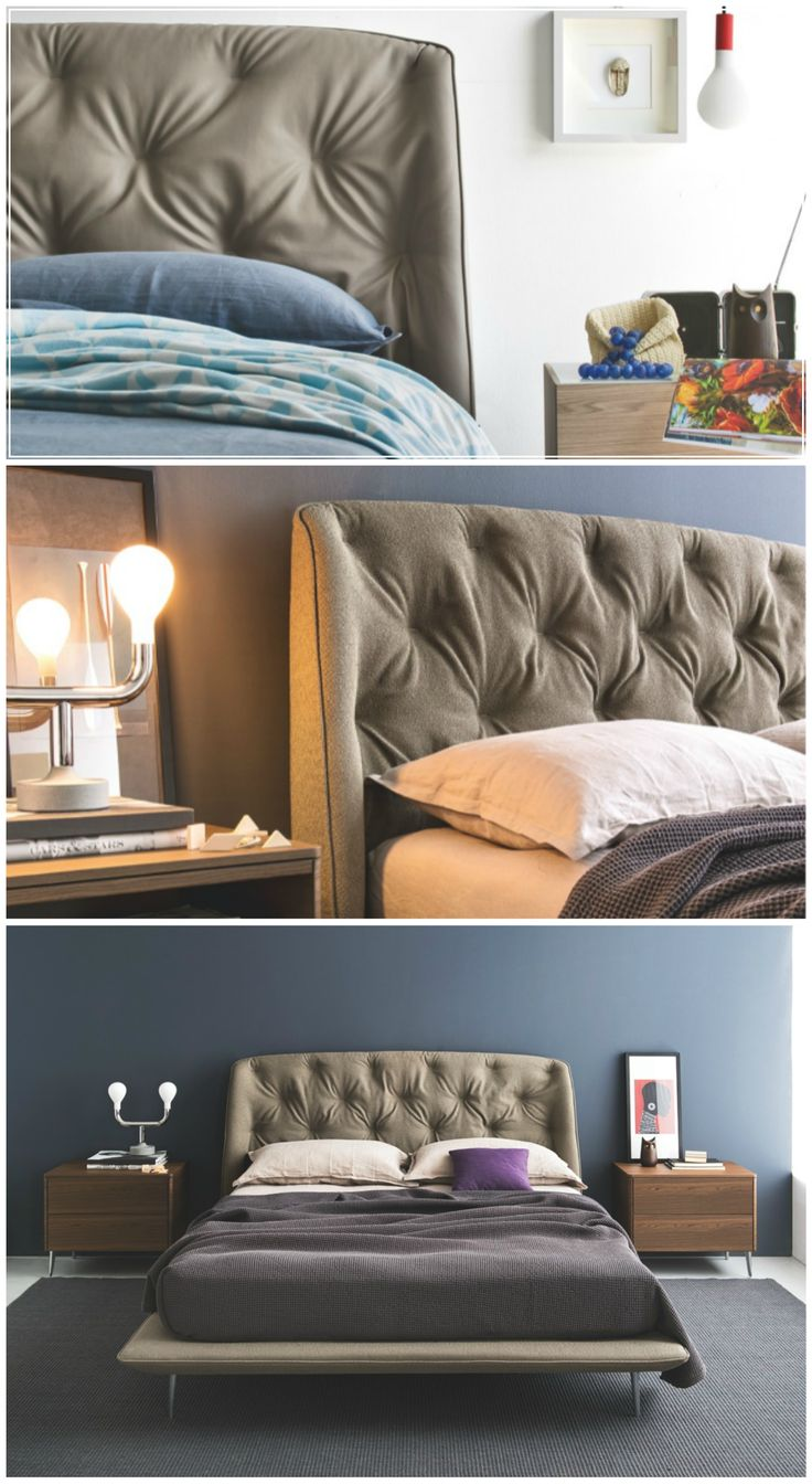 best calligaris beds images on pinterest  italian furniture  - available in king and queen hampton is an elegant simple bed that matchesany