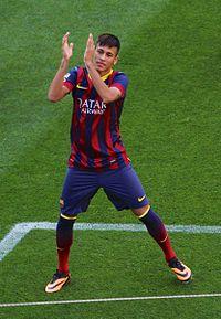Neymar – Wikipédia, a enciclopédia livre