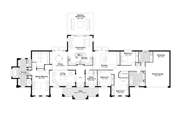 Chisholm Lodge Grande Floorplan