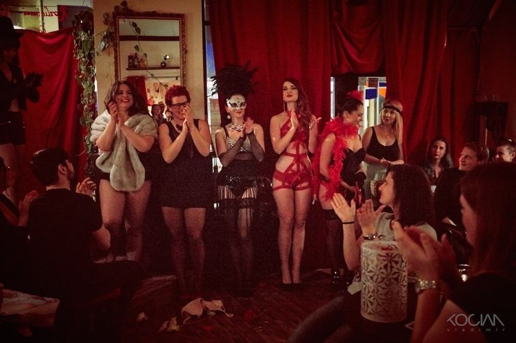 After-show applause <3