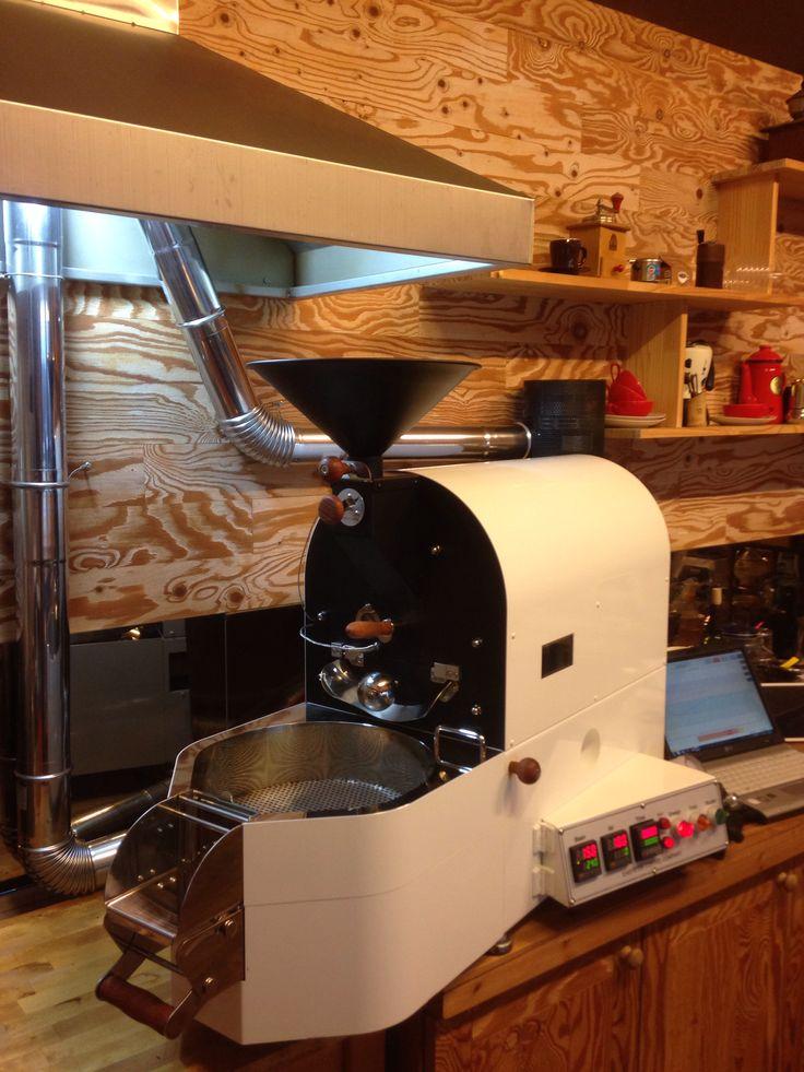 Easyster Coffee Roaster