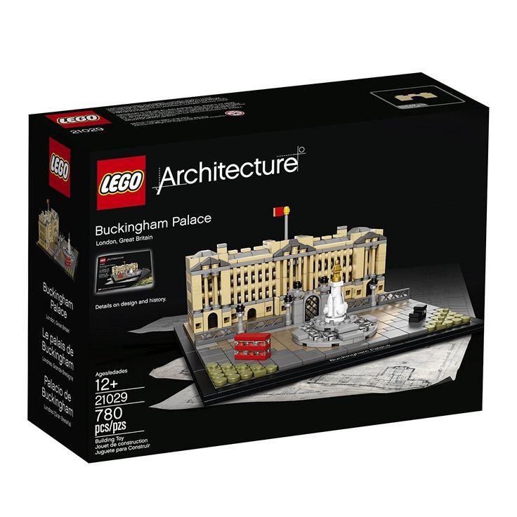 #Lego #legoarchitecture #buckinghampalace #bigben #london #england #legostagram #architecture #friday #loveit  #lego21029 #anglophile