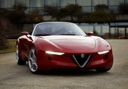 Alfa Pininfarina Dueottanta
