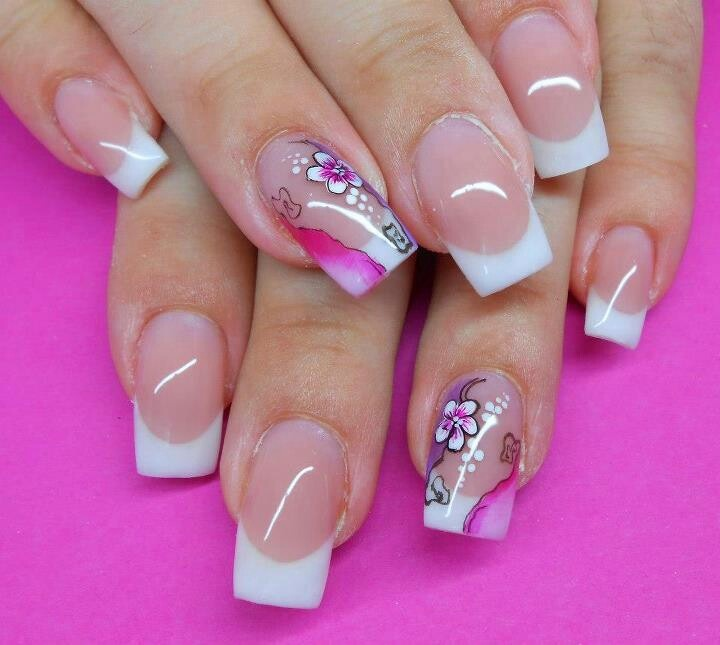 Finger Nail Art: ★ ☆ •°*°• Nails Adorned