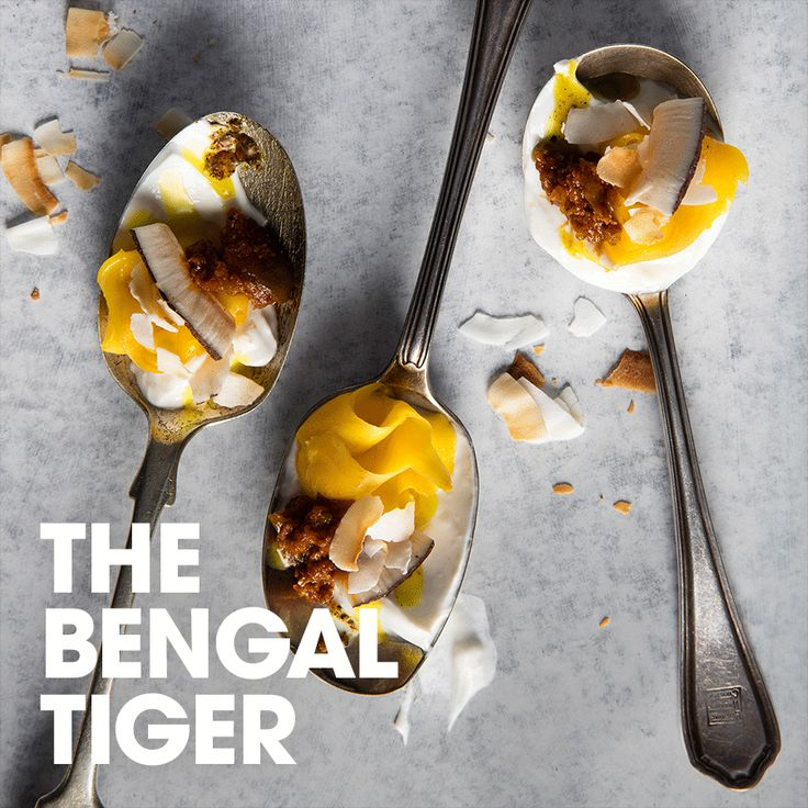 The bengal tiger yogurt greek lactosefree mango curry