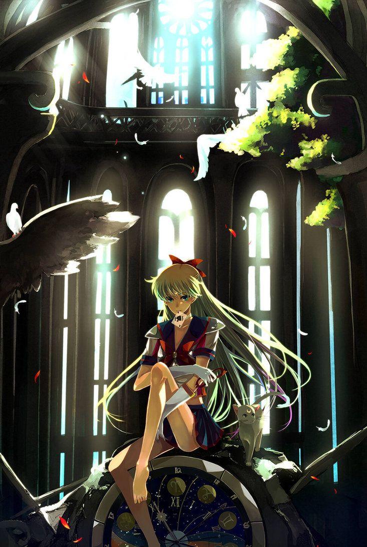 CODENAME: SAILOR V by ~nako-75 on deviantART