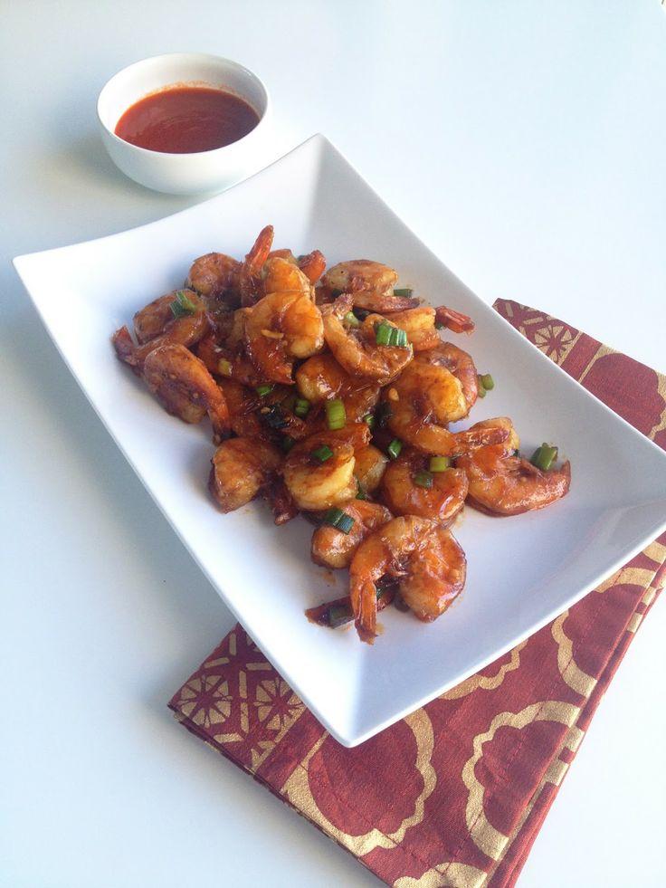 sriracha buttered shrimp recipe yummly sous vide sriracha buttered ...