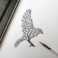 Image result for simple bird drawing