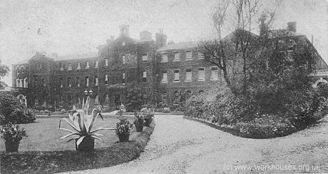 Hackney Brentwood school, 1908