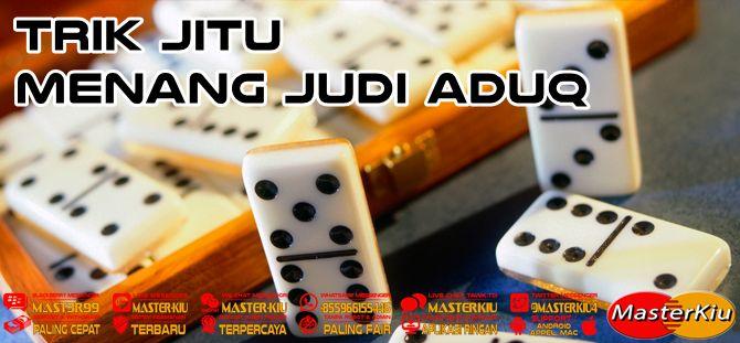 Pin di Masterkiu Poker Domino Online