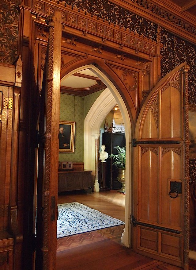 Dream Door The Dining Room Tyntesfield Wraxall