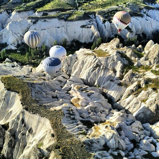 « Good morning #Cappadoce »