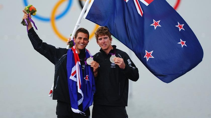 Silver 49ers and more sailing medals to come | olympic.org.nz