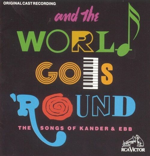 51 best musical revues images on pinterest broadway musical and the world goes round the songs of kander ebb original cast cd fandeluxe Choice Image