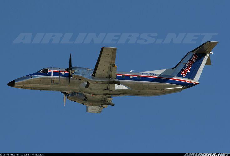 Embraer EMB-120ER Brasilia - SkyWest Airlines | Aviation Photo #1035754 | Airliners.net