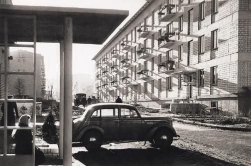 Фотографии Москвы 60-х годов - Новые Черемушки