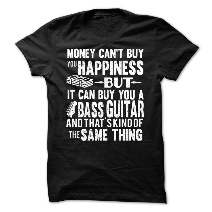 Money can buy Bass Guitar