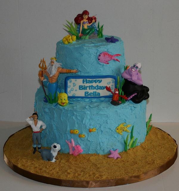 24 best images about Tori Birthday on Pinterest Little mermaid