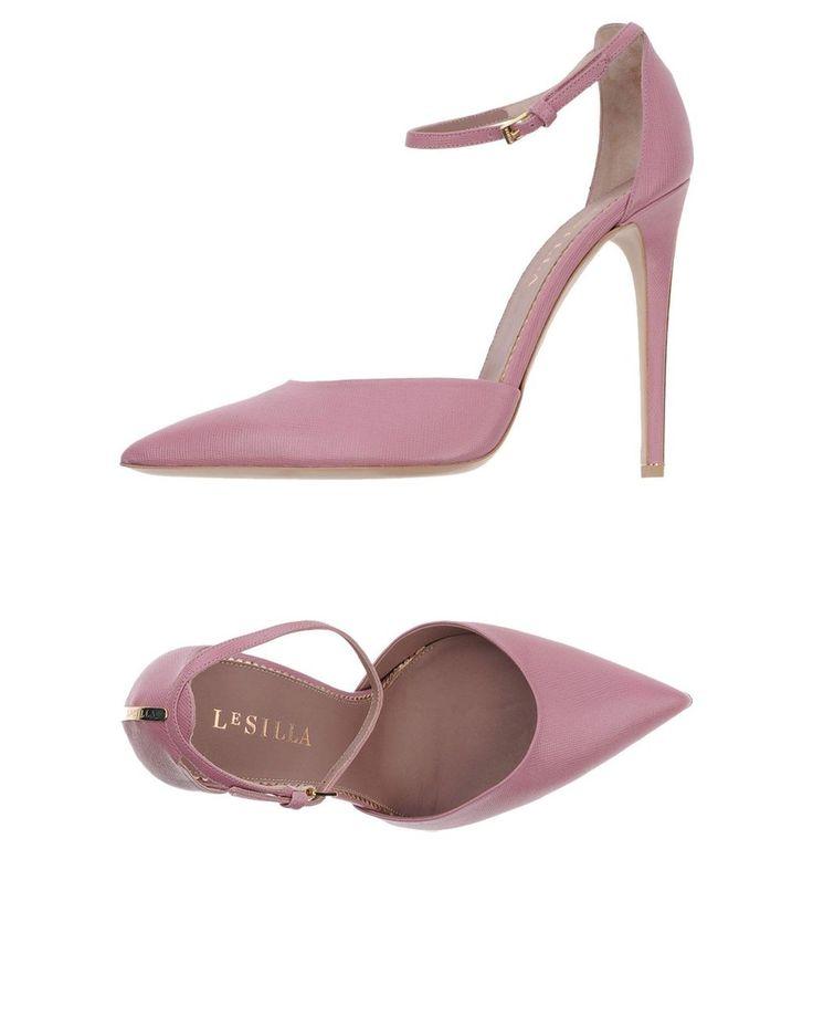 Le Silla | Purple Pump | Lyst