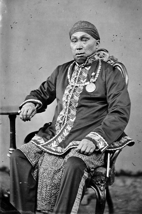 Portret van de Regent van Malang, Passoeroean 1913