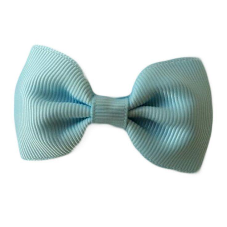 VirkotieLIGHT BLUE Hair Bow
