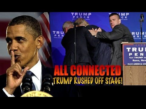 Obama's LAST Speech Signals The END of USA & of ALL PRESIDENTS 2016!! - YouTube