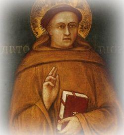 Antonio da Padova - Santo - 1195/1231