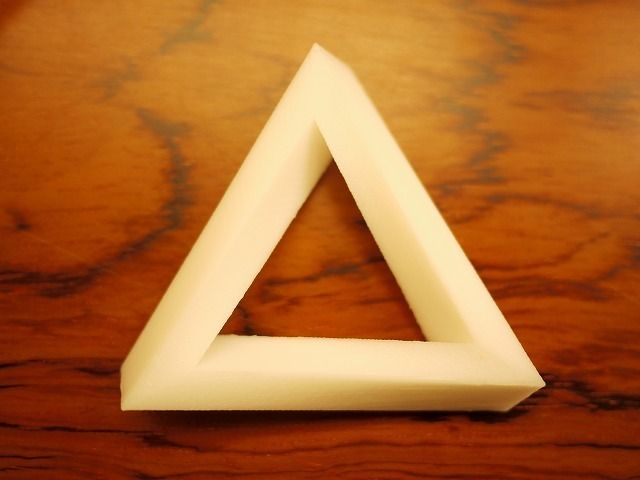 Elegant Escheru0027s Penrose Triangle By Kenji1206.