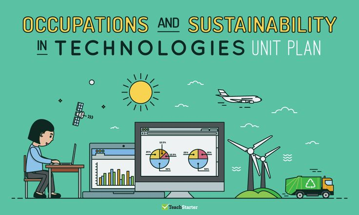 A unit plan including detailed lesson plans investigating occupations and their sustainability.  Australian Curriculum Technologies (ACTDEK010) Year 3 and Year 4.