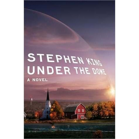 # 24. Under the Dome by Stephen King- Pumped for the show to start!  Brian K. Vaughn and Stephen King together are bound to be nothing but greatness.