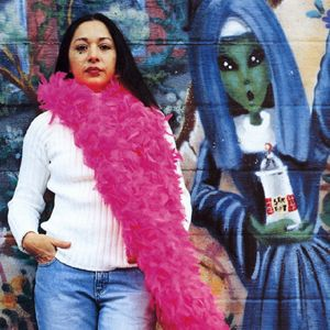 LADY PINK.  Peep the lineup of Latino artists featured at the first major U.S. museum exhibition on graffiti and street art at LA's MOCA. Plus, be sure to check out the Levi's Film Workshop.