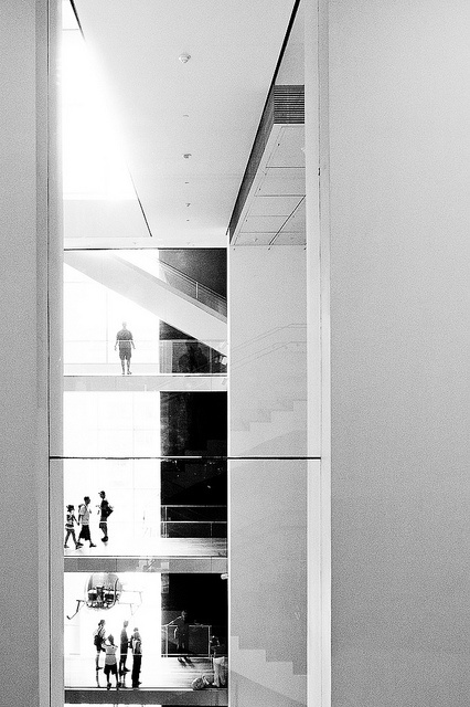 New York MOMA by dhophotography,