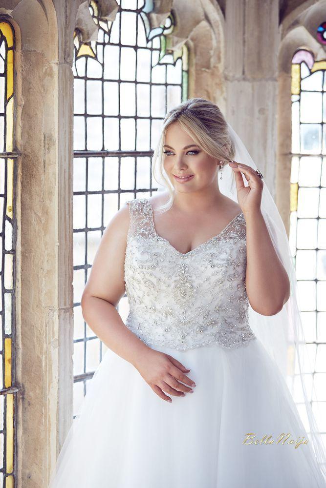 Temple Plus Size Wedding Dresses