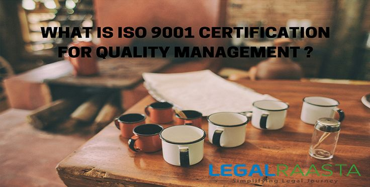 know all about ISO 9001 certification For Quality Management with the help of #LegalRaasta, India's leading legal services provider. #ISO9001certification #ISOregistrationInIndia  #ApplyISOregistrationOnline
