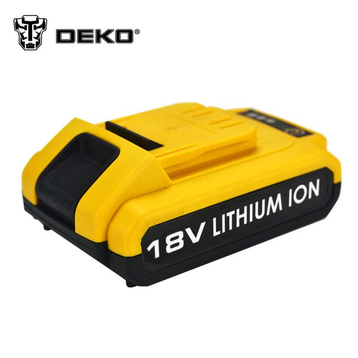 $18.80 (Buy here: https://alitems.com/g/1e8d114494ebda23ff8b16525dc3e8/?i=5&ulp=https%3A%2F%2Fwww.aliexpress.com%2Fitem%2FDEKO-18V-cordless-drill-DC-New-Design-Mobile-Power-Supply-Lithium-Battery%2F32652649538.html ) DEKO 18V cordless drill DC New Design Mobile Power Supply Lithium Battery for just $18.80