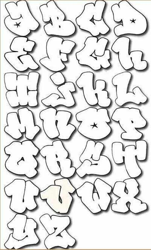 Best  Stencil Letters Font Ideas On   Free Printable