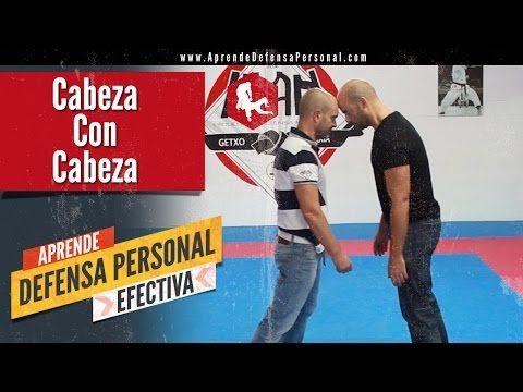 Técnica Defensa Personal Inicio de Pelea En La Calle. Técnica Krav Maga en Español. - YouTube