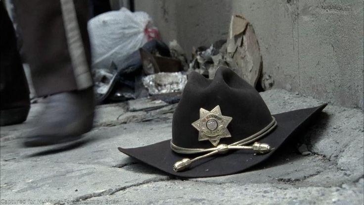 Rick grimes | Sombrero de Rick Grimes - The Walking Dead Wiki