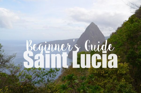 When I booked my flight to Saint Lucia, the only thing I knew about the island was its location: The Caribbean. In the weeks leading up to our trip I heard more and more about Saint Lucia: The Bachelorette was shot there, it's a dream honeymoon destination, it is part of the Commonwealth. But