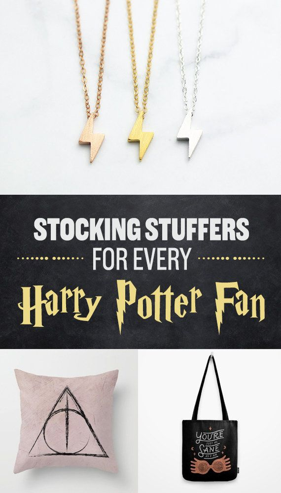 31 Stocking Stuffers For Every Harry Potter Fan