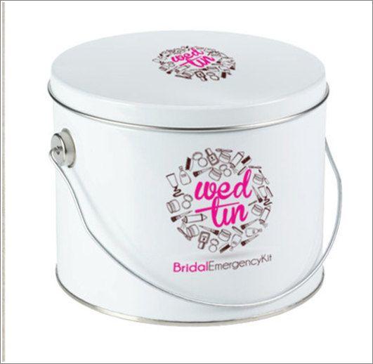 Wedding Day  Bridal Emergency Survival Kit     by WedTinByNadashi