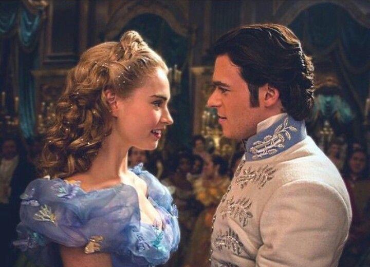 The Power Couple! #cinderella #CinderellaMovie #PrinceCharming